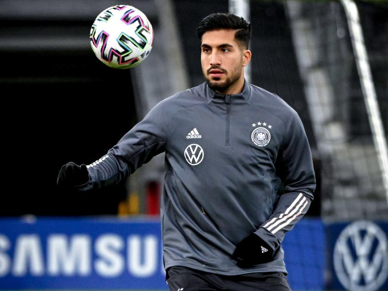 BREAKING: Emre Can joins Borussia Dortmund from Juventus