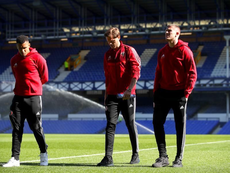 Coronavirus: Sheffield United become the last Premier League team to send their players home