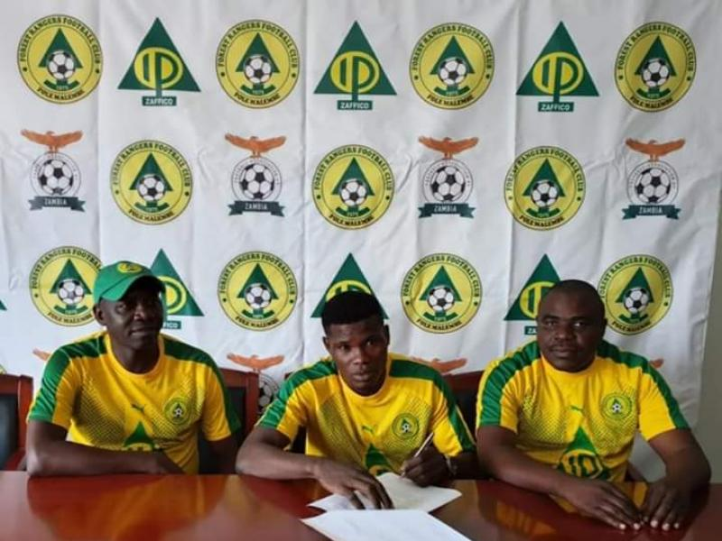 🇿🇲 🇬🇭 🇳🇬 Forest Rangers sign two west-African players