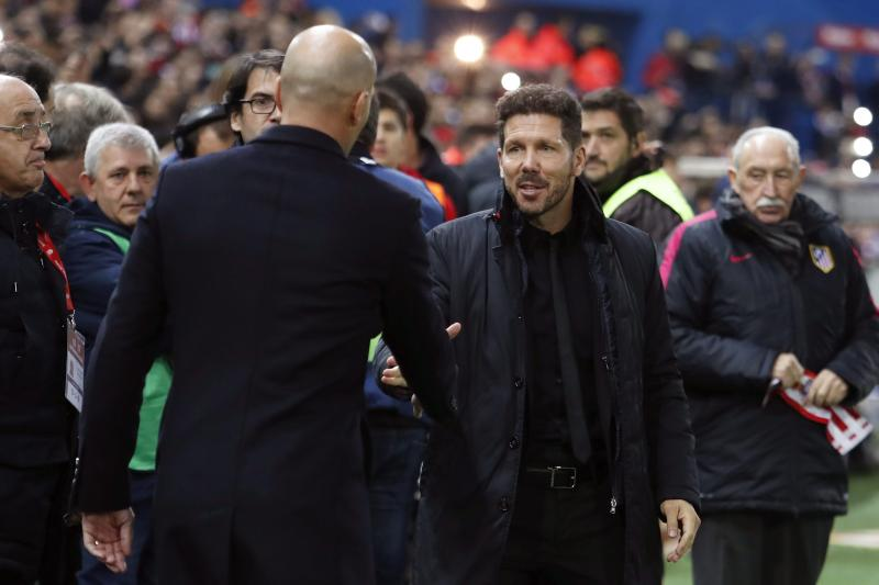 The Madrid derby: Bet on Zidane's men to outscore Diego Simeone's army