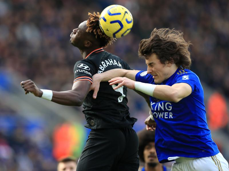 Leicester City 2-2 Chelsea: Rudiger bags two as Blues leave The King Power with a point