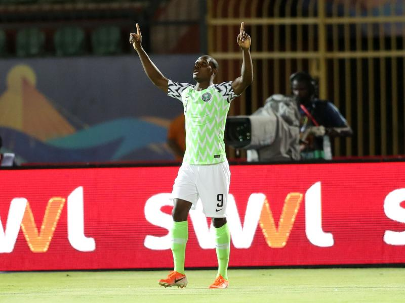 Odion Ighalo finally breaks silence after Manchester United transfer