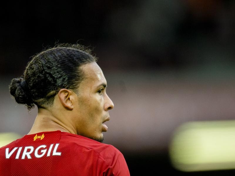 Van Dijk slammed for failing to stop Atletico Madrid's goal