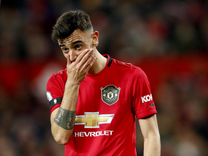Ryan Giggs reveals why Bruno Fernandes could be a liability for Manchester United