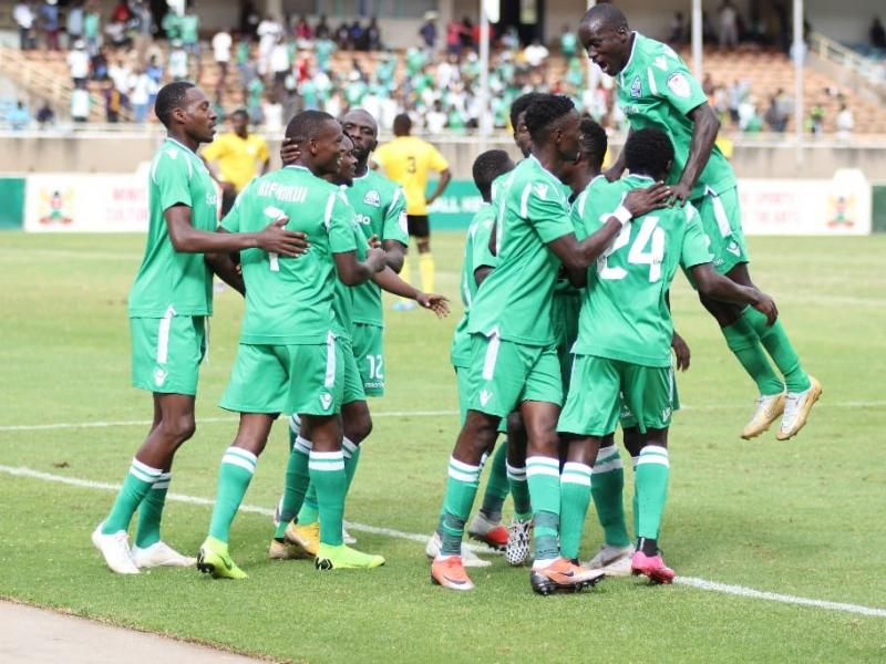 Change in venue for FKF Cup last 16 matches