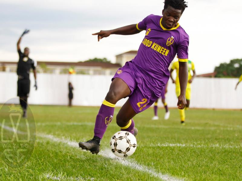 WATCH: Otanga rescues a point for struggling Wazito at Homeboyz