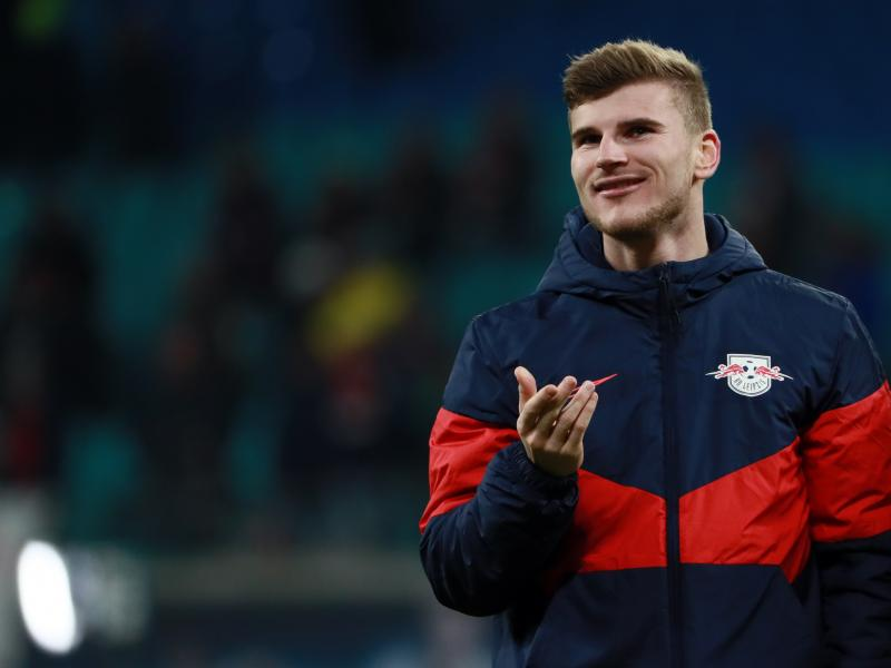 Gundogan hails Chelsea new boy Timo Werner, lavishes praises on Kai Havertz