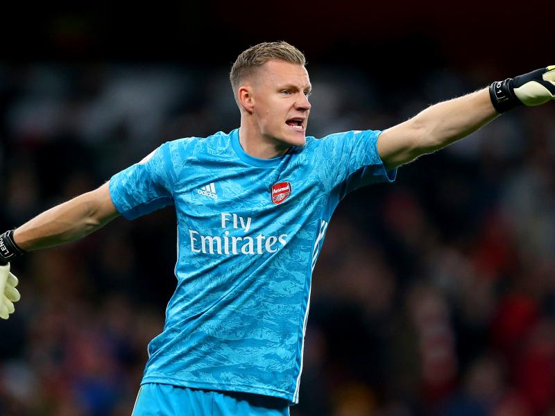 Bernd Leno fires a warning to Arsenal forwards