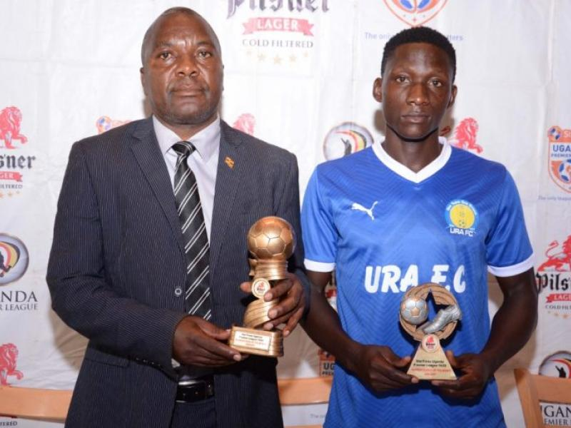 🇺🇬 🏆 URA duo scoop monthly accolades