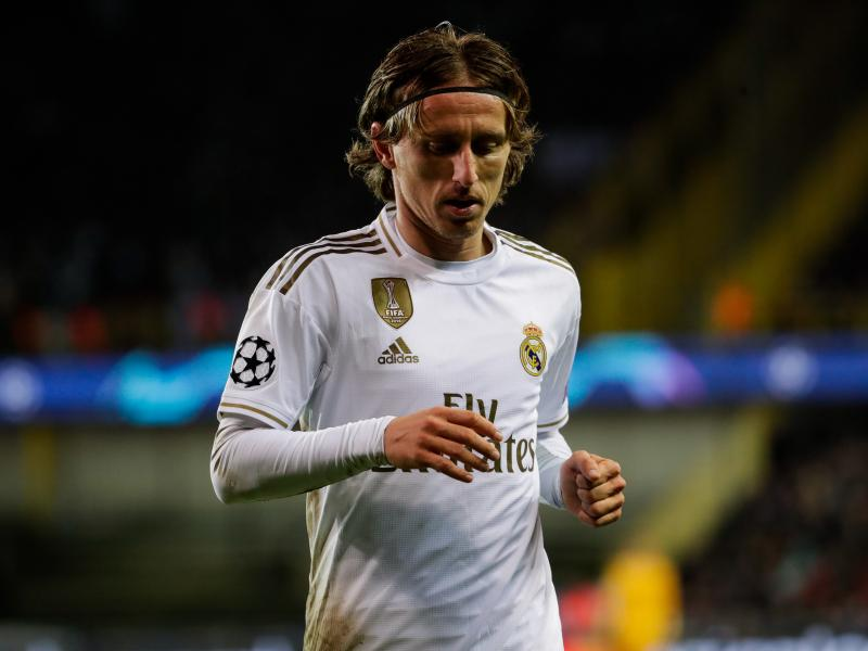 Inter Miami offer to double Luka Modric's salary