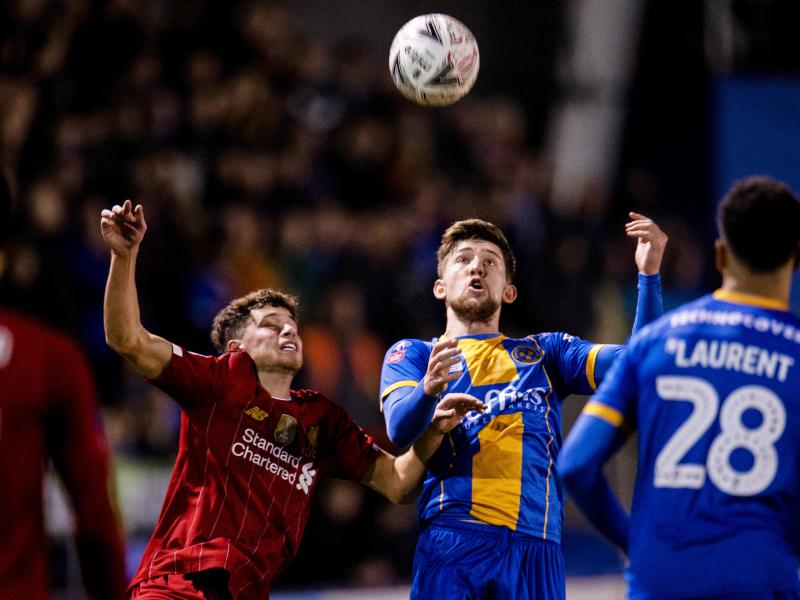 Liverpool to cost Shrewsbury £500k by playing youth team in FA Cup replay