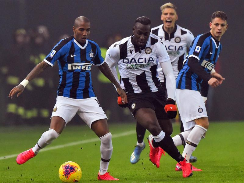Young, Moses Inter Milan Europa League squad as Kwadwo Asamoah is dropped