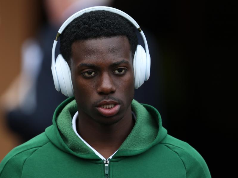Timothy Weah to return ahead of Lille clash with Marseille