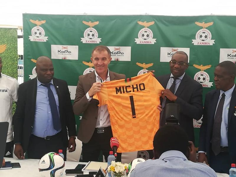 🇿🇲😯🤔 Reports: FAZ testing Micho's patience