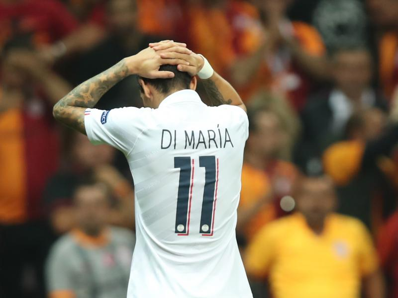Angel di Maria set to join Juventus on a free transfer