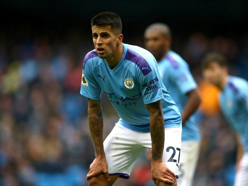 Man City fullback Joao Cancelo attracting interest from Barcelona and Juventus