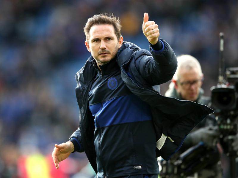 Wenger impressed by 'calm' Frank Lampard following Tottenham win