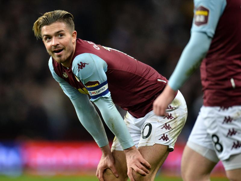 Alex McLeish reveals how Manchester United failed in Grealish bid