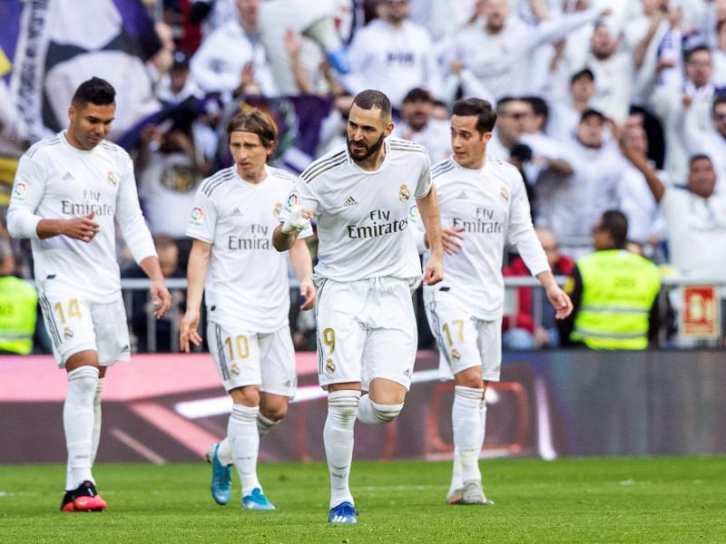 Can Real Madrid respond to Barcelona's win and reclaim three-point lead?