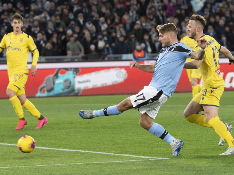 Serie A Round-up: Lazio miss chance to go 2nd after Verona draw
