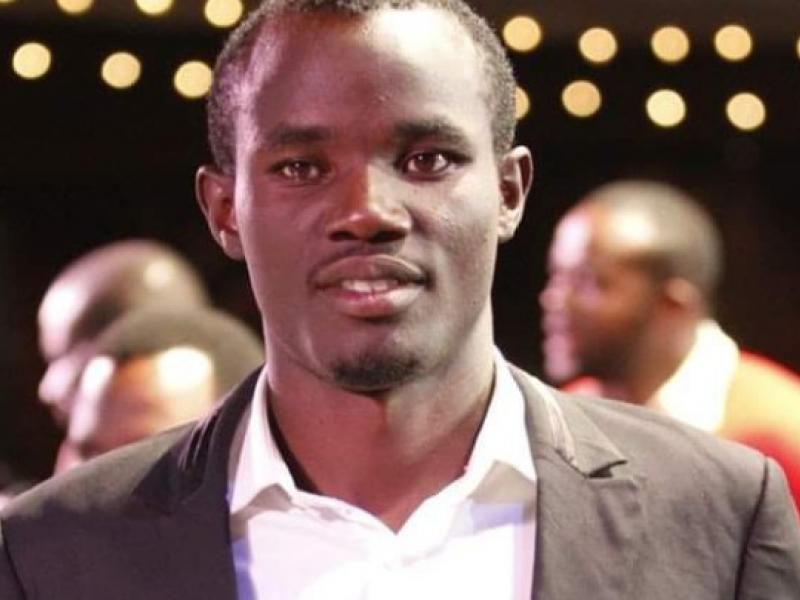 Where is George Mandela, the Ugandan banned by FIFA for fixing KPL matches?
