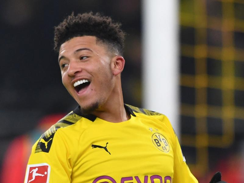 Man United fan starts fundraiser to help raise Jadon Sancho fee
