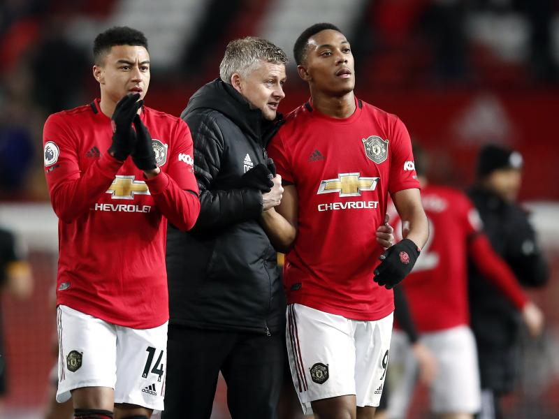 Bruno Fernandes benched as Solskjaer makes six changes to team facing Club Brugge