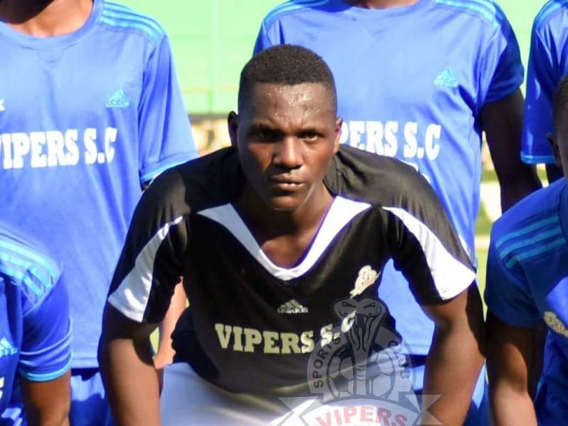 🇺🇬 😔 Vipers SC youngster passes on