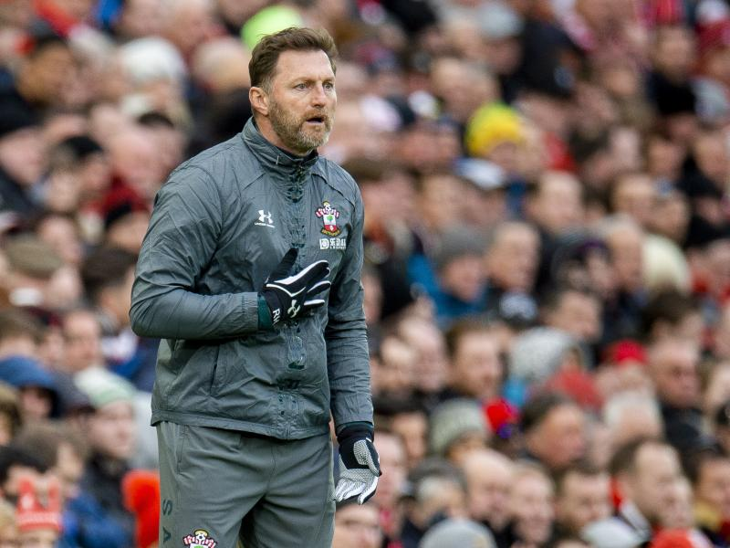 Southampton boss Ralph Hasenhuttl speaks ahead of Man United clash