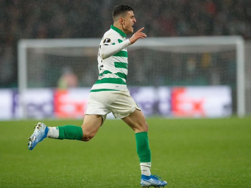 Celtic re-sign Southampton's Elyounoussi on loan