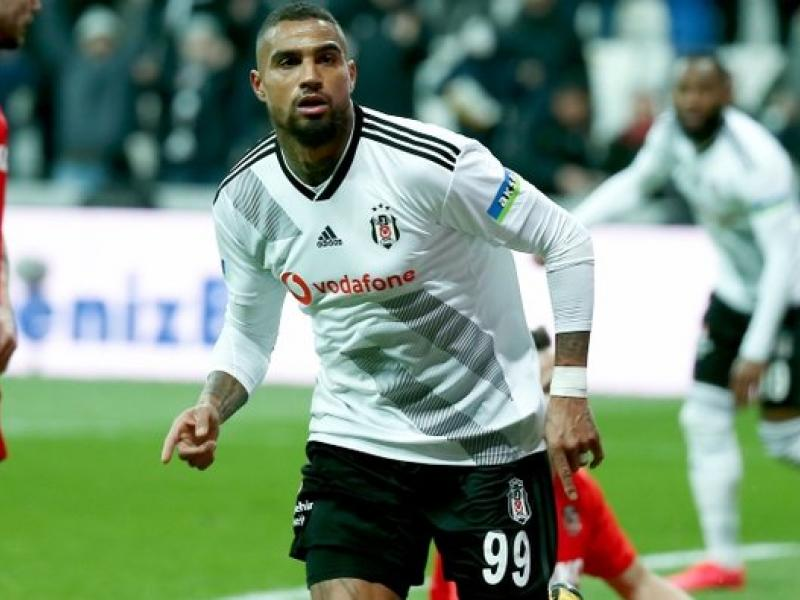 Besiktas to hold talks over Kevin-Prince Boateng's future