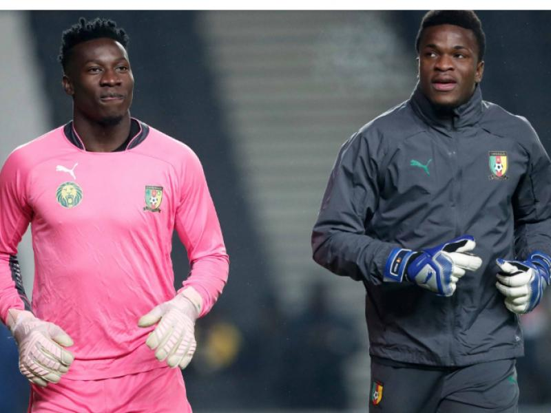 🇨🇲 Andre Onana downplays rivalry with Fabrice Ondoa at Indomitable Lions