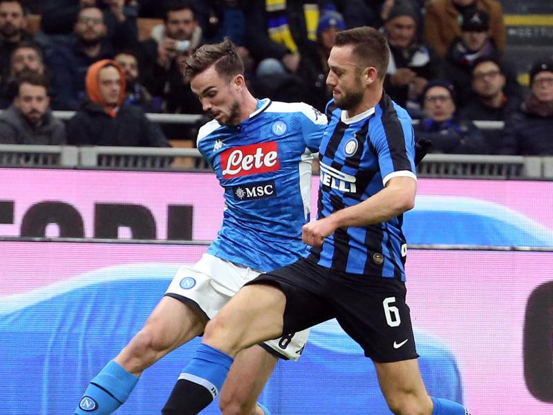 Stefan de Vrij: Inter was not good enough