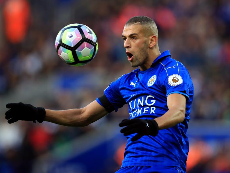 Islam Slimani: Aston Villa is not good enough for me