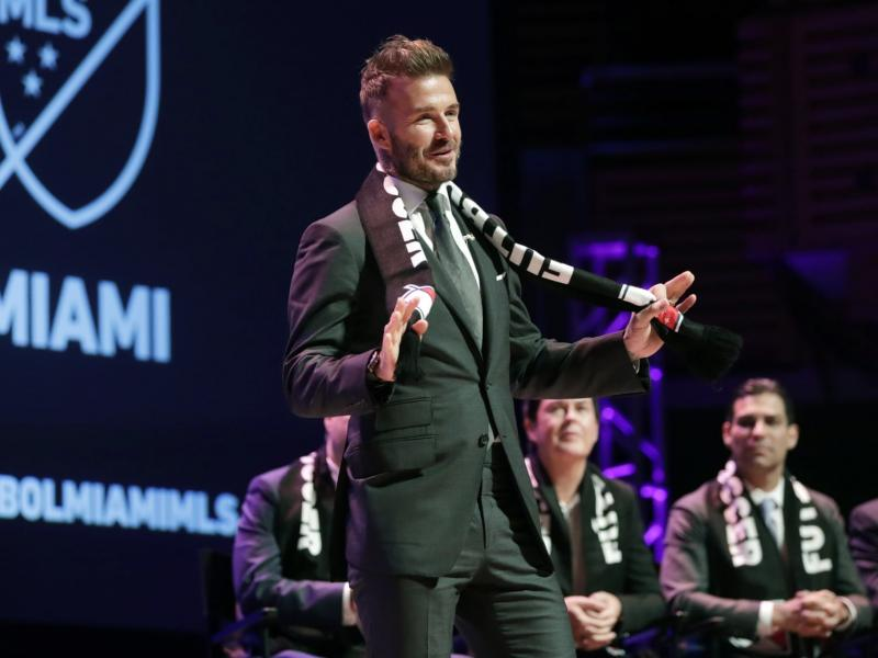 Beckham confirms Inter Miami's interest in Cristiano Ronaldo and Lionel Messi