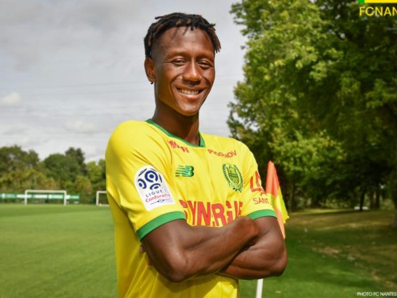 Mali international Traore renews contract with French side Nantes