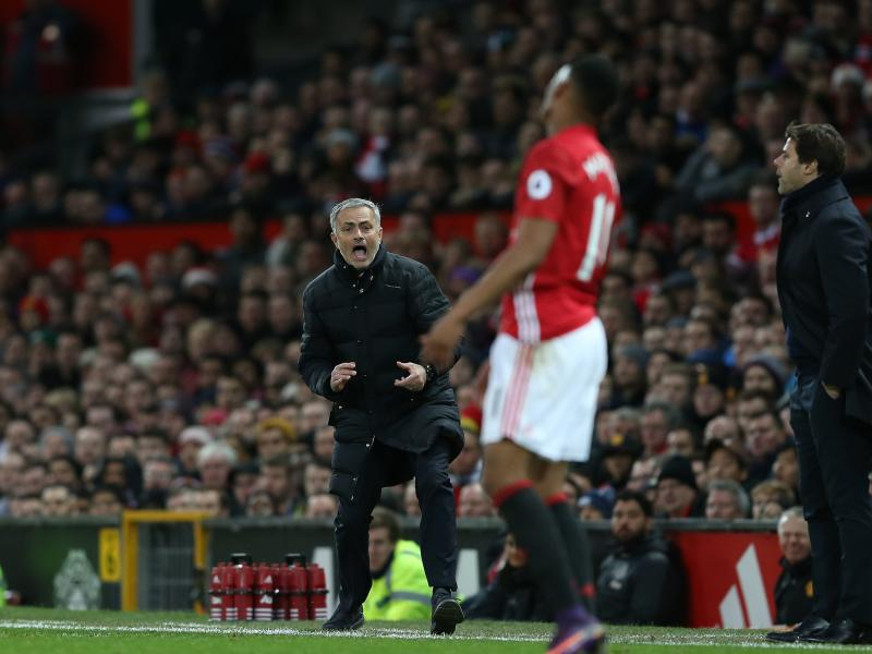 Martial speaks out on his relationship with Mourinho