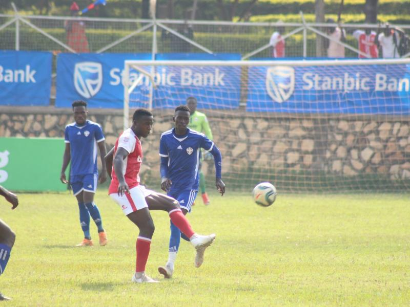 Uganda Cup: Record holders Express dumped out, URA progresses