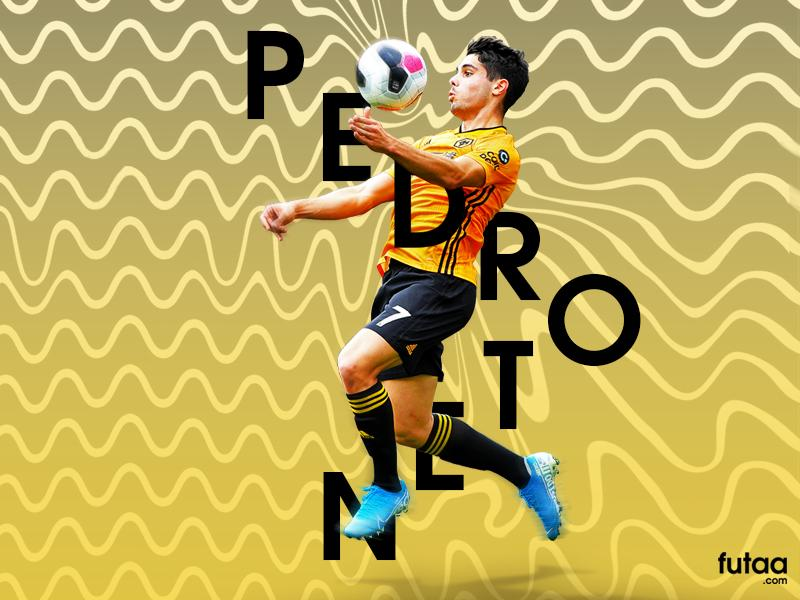 🐺 Rising stars of the Premier League: Wolves teenager Pedro Neto