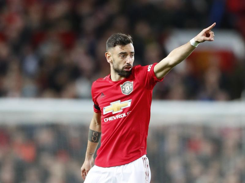 Fernandes reveals Premier League club that tried signing him before joining Manchester United