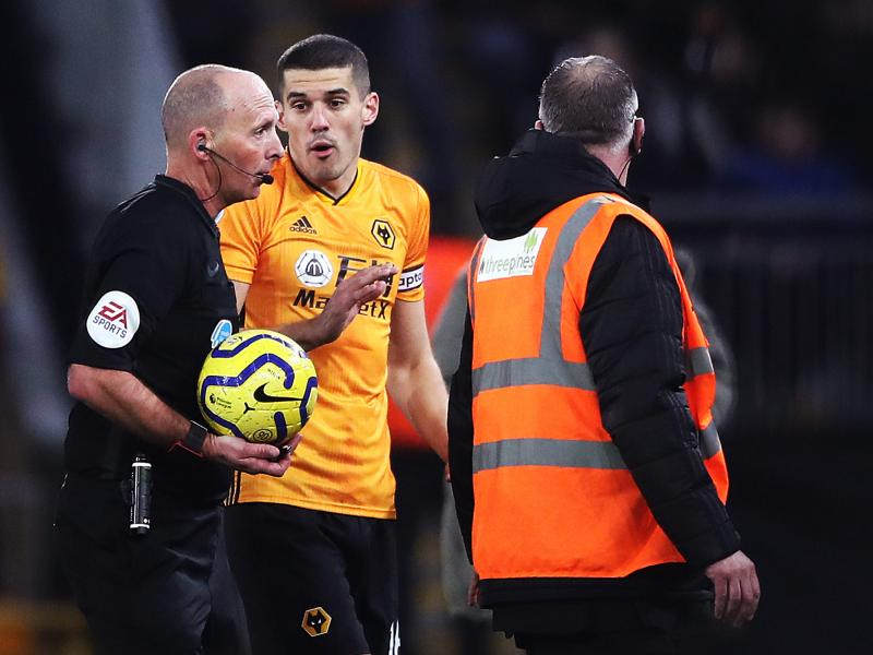 Wolves captain Conor Coady has his say on VAR