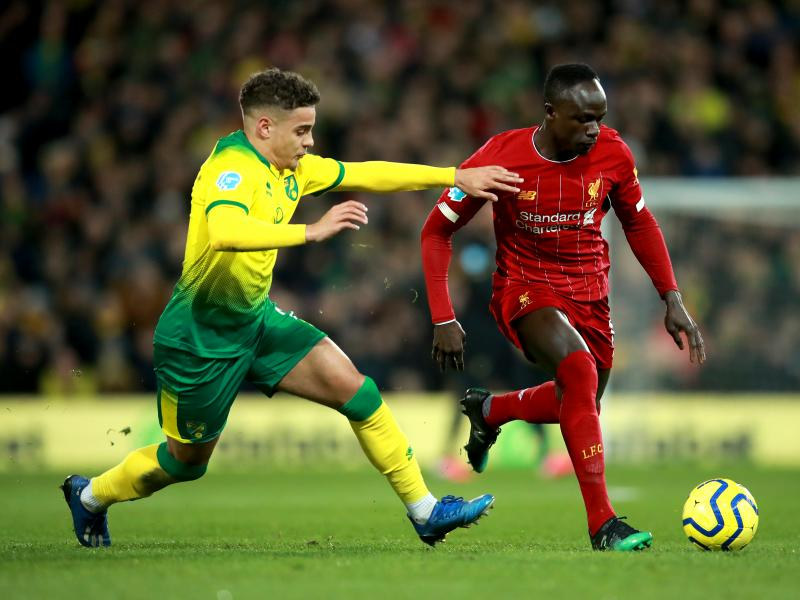 Norwich City 0-1 Liverpool: Substitute Sadio Mane gives the Reds a hard-fought victory