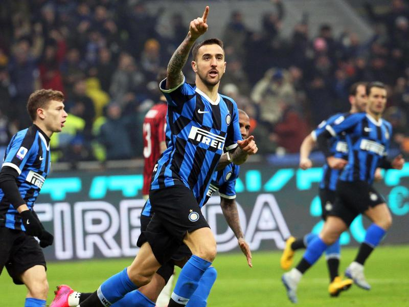 Reports: Chelsea ready to complete £23m transfer of Inter Milan ace Matias Vecino