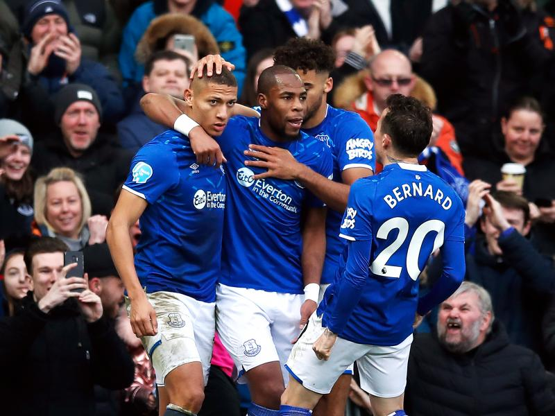 Everton to end partnership with SportPesa after three years