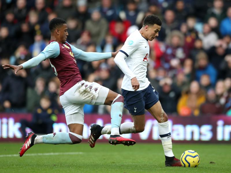 Ezri Konsa expresses disappointment in Aston Villa's loss to Spurs