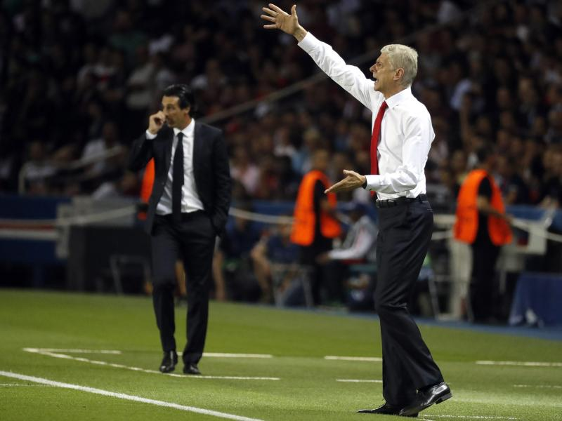 Wenger hits back at Emery and denies Arsenal were in decline
