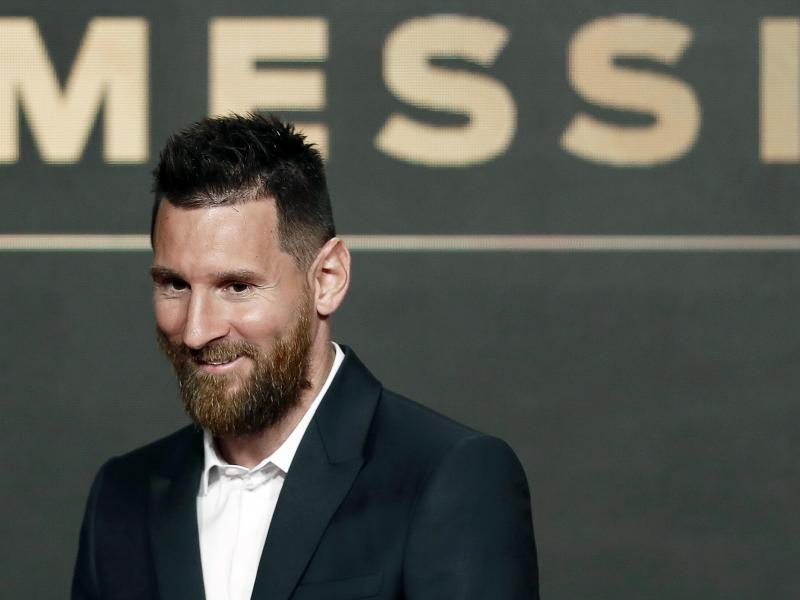 Lionel Messi names four English players among Europe's rising stars