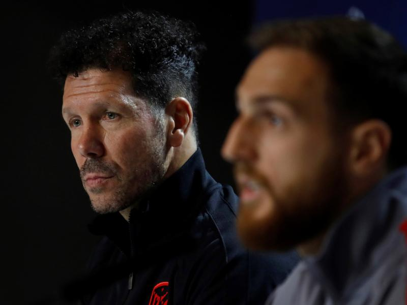 About 500 Atletico Madrid employees including Simeone, players to take wage cuts