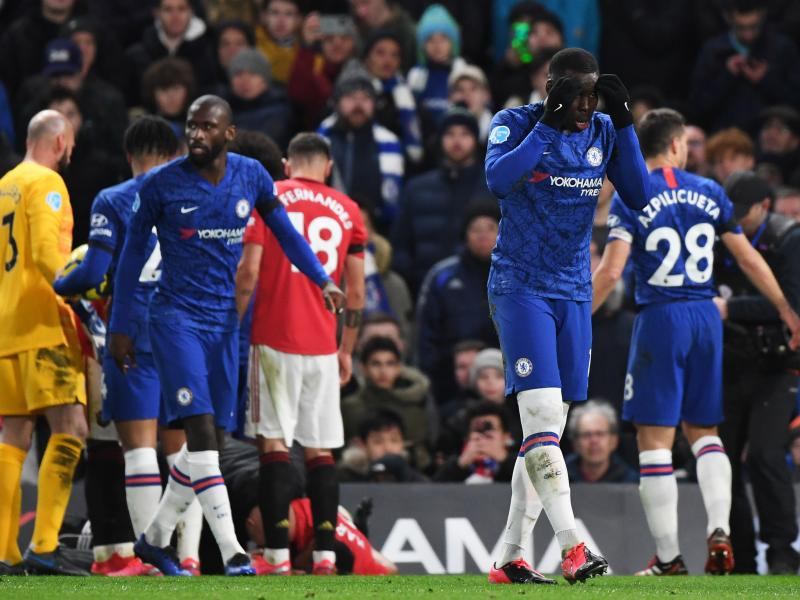 Chelsea legend John Terry blames Antonio Rudiger in Man United loss