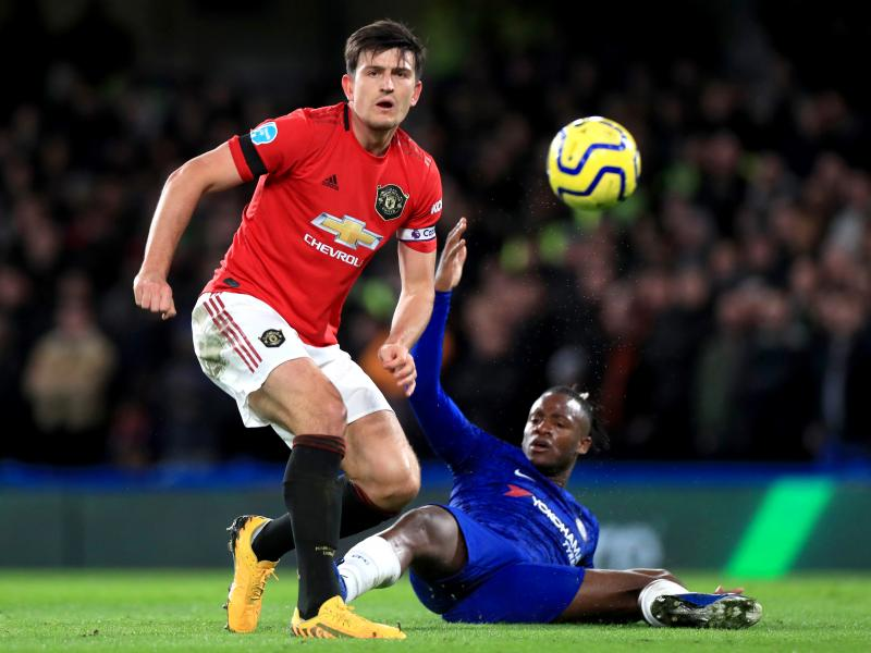 Maguire explains Batshuayi incident after escaping red card